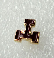 ZP465 Small Royal Arch Freemason Masonic Triple Tau Cross pin badge