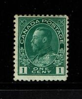 Canada SC# 104, Mint Hinged, Hinge Remnant - S2685