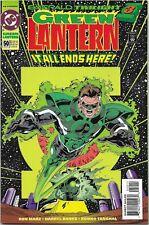 Green Lantern (3rd Series) #50 - VF/NM - Emerald Twilight / Glow in the Dark