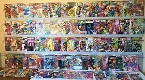 Lot of 86 Marvel comics New Mutants Excalibur Exiles (X-Men related)