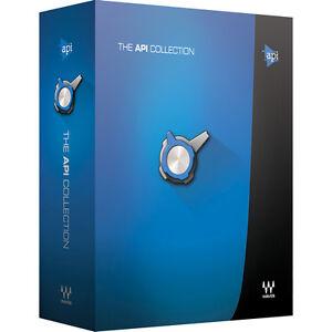 Waves API COLLECTION Plug-in Bundle Audio Software Effect Native+SoundGrid NEW