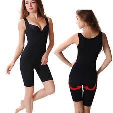 Women Full Body Waist Trainer Shaper Cincher Underbust Corset Shapewear Slimming