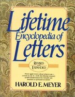 Lifetime Encyclopedia of Letters (3rd Revised and