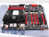 100% tested ASUS CROSSHAIR IV EXTREME motherboard AM3 DDR3 AMD 890FX