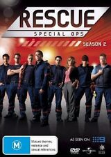 RESCUE SPECIAL OPS : SEASON 2 -   DVD - UK Compatible - New sealed