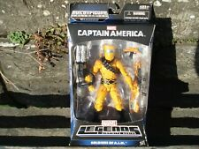 MARVEL LEGENDS AIM SOLDIER MANDROID BAF SERIES BRAND NEW AND SEALED