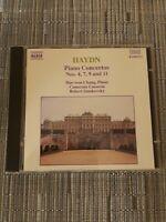 Franz Joseph Haydn - Haydn: Piano Concertos Nos. 4, 7, 9, 11 (1993)