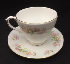 Duchess Honeysuckle Teacup & Saucer  - Fine English china
