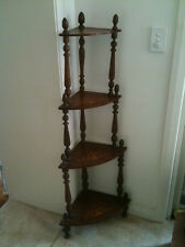 LOVELY VICTORIAN INLAID WHATNOT WHAT-NOT WHAT NOT MAKE FABULOUS PLANT STAND