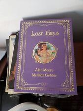 Lost Girls by Alan Moore & Melinda Gebbie (1st Printing, 3-vol. Hc Slipcase)