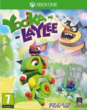 yooka-laylee XBOX ONE - Juego para X1 1 NUEVO PRECINTADO Vendedor GB 7+ Niños