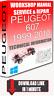 Service Workshop Manual & Repair PEUGEOT 607 1999-2010 +WIRING   FOR DOWNLOAD