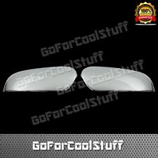 For 14-15 Toyota Corolla Top Mirror W/Turn Signal Chrome Abs Covers