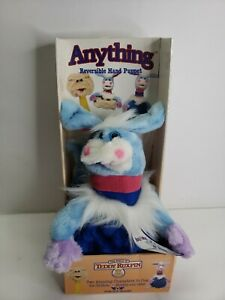 1986 Worlds of Wonder Anything THAT Hand Puppet Vintage Teddy Ruxpin NEW