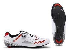 Northwave Core Plus bicicleta bicicleta zapatos blanco/rojo 2020