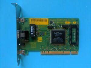 3Com Etherlink XL PCI 3C900-TPO 10Mbit Lan Adaptateur Ethernet