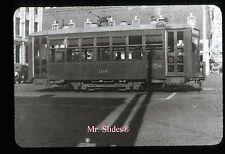 Duplicate Slide Streetcar / Tram:  Topeka KS Car 106 In 1925