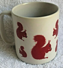 NEW SQUIRREL MUG ALL PROCEEDS TO CHARITY