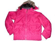 H & M tolle warme Jacke Gr. 152 rosa !!