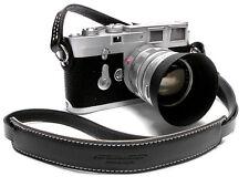 Artisan & Artist Kamera Gurt Tragriemen ital. Leder schwarz ACAM-250 Leica M X
