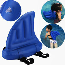 Shark Fin Summer Swimming Float for Kids Inflatable Pool Toys Swimming Ring Gear