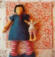 PATTERN - My Dolly - Bekkie - fun cloth doll  PATTERN - Rosalie Dekker