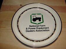 Vintage National Farm Tractor & Power Equipment Dealers Assoc John Deere Ashtray