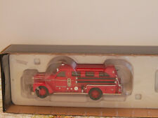 CORGI HEROES UNDER FIRE SEAGRAVE SEDAN PUMPER ART.US50504 NEW DIE-CAST 1:50