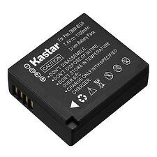 1x Kastar Battery for Panasonic Lumix DMW-BLE9 DMC-GX85 DMC-LX100 DMC-ZS60 ZS100