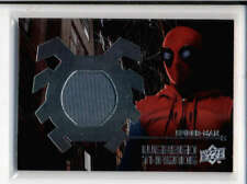 SPIDER-MAN MARVEL SPIDER-MAN HOMECOMING USED WORN RELIC #WTS1 AX7581