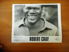 Vtg Glossy Press Photo Musician Robert Cray Strong Persuader Nothing But Love