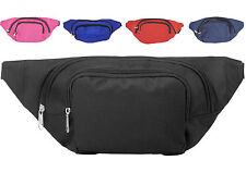EURO PRO TRAVEL BUM BAG - ADJUSTABLE WAIST BAG -  FANNY PACK