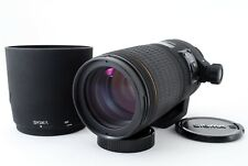 【Excellent】SIGMA 180mm f/3.5 D APO Macro HSM IF Lens For NIKON from Japan 685934