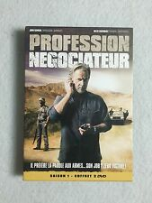 Coffret 2 DVD Profession négociateur L'INTEGRALE De La Saison 1