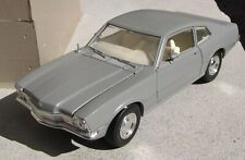 1971 MERCURY COMET 1:24   MOTOR MAX DIECAST  Primer Gray  SUPER RARE COLOR