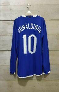 Original Brazil 2006 away jersey BNWT camiseta camisa Ronaldinho 10