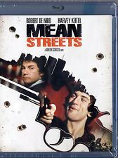 Mean Streets (Blu-ray Disc, 2012) Robert De Niro, Harvey Keitel  BRAND NEW