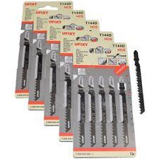 25 x Jigsaw Blades T144D High Speed Wood Cutting HCS Fits Bosch