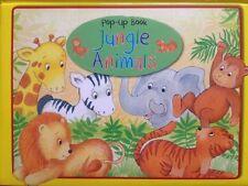 Pop-up-Bücher mit Geschichten über Tiere