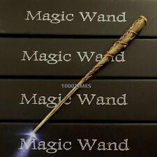 Harry Potter Hogwarts Hermione Magic Wand Wizard w/ LED Light Cosplay Halloween
