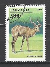 Tanzanie 1995 (1) Yvert n° 1837 oblitéré used
