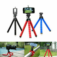 Mini Cute Octopus Tripod Camera Holder Mini Gorillapod Monopod Flexible LegStand
