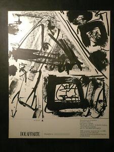 BolaffiArte - Emilio Vedova 1970
