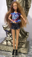 """BARBIE ARTICULATED 12"""" TALL DOLL"""