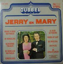 ZANGERES ZONDER NAAM - JERRY & MARY - 2 LP