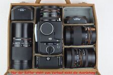 Hasselblad Attache Case auch mit CF Objektiven