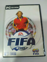 Fifa 2001 EA SPORTS IN Spanisch - Set para PC Cd-Rom - 3T