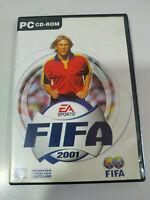 Fifa 2001 EA SPORTS IN Spanisch - Set para PC Cd-Rom - 3T