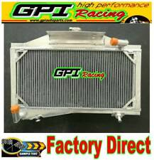 ALUMINUM ALLOY RADIATOR MORRIS MINOR 1000 948/1098 M/T 1955-1971 68 69 70