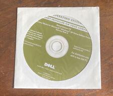 Dell Reinstallation CD Microsoft Windows XP Home Edition  SP 3